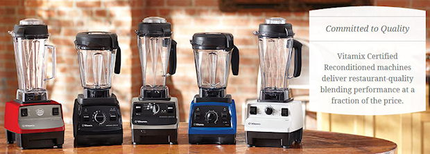 refurbished vitamix - Vitamix 750